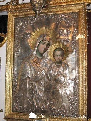 maica Domnului cu Pruncul - Biserica Sfantul Vasile