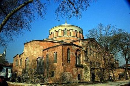 Imagini pentru iSTANBUL - Biserica Sfânta Irina