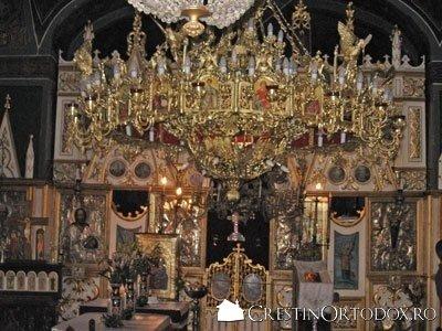 Candelabru - Biserica Sfantul Vasile