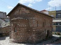Biserica Sfantul Nicolae Kasnitzis - Kastoria
