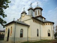 Biserica Adormirea Maicii Domnului - Tanganu