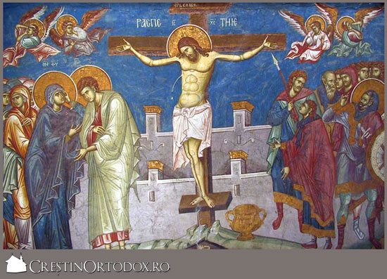 Rastignirea lui Hristos