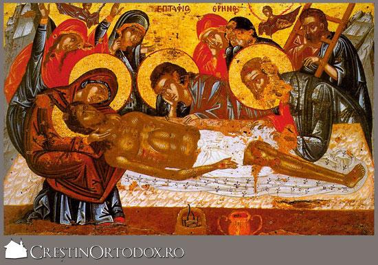 Plangerea la Mormantul lui Hristos