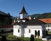 Manastirea Sambata de Sus - Puzzle