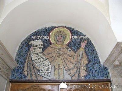 Biserica Sfintii Imparati Constantin si Elena - Vergului - Sfanta Cuvioasa Parascheva