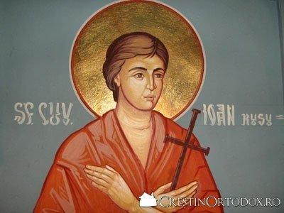 Sfantul Ioan Rusu