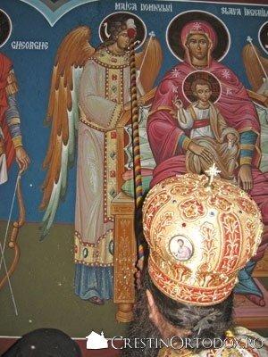 Sfintirea Paraclisului Manastirii Sfantul Gheorghe