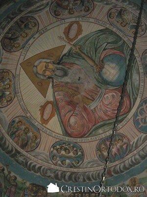 Biserica Barboi - Pictura