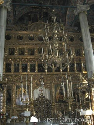 Biserica Barboi - Catapeteasma