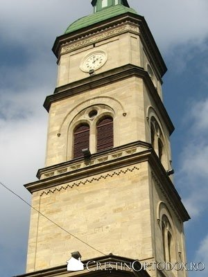 Turnul clopotnita - detaliu
