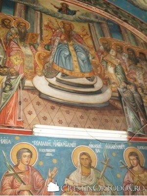 Biserica Barboi - Fresca