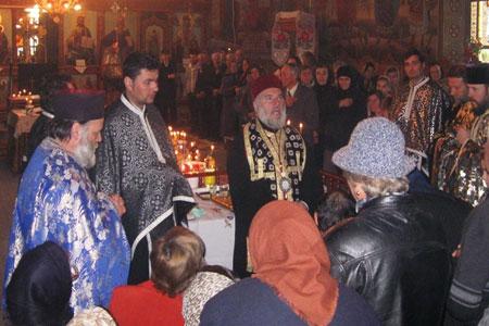 Ungerea la Sfantul Maslu
