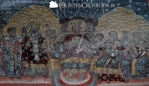 Manastirea Valea Manastirii - Sinodul Ecumenic