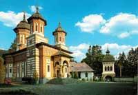 Manastirea Sinaia - biserica cea mare
