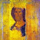 Mantuitorul Iisus Hristos - Andrei Rubliov