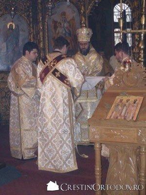 Inaltpreasfintitul Ciprian, Episcop Vicar Patriarhal