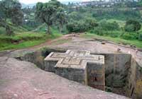 Pelerinaj in Etiopia Ortodoxa