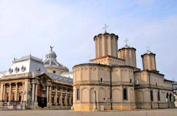 Mitropoliii, arhiepiscopii si episcopii in Biserica Ortodoxa Romana