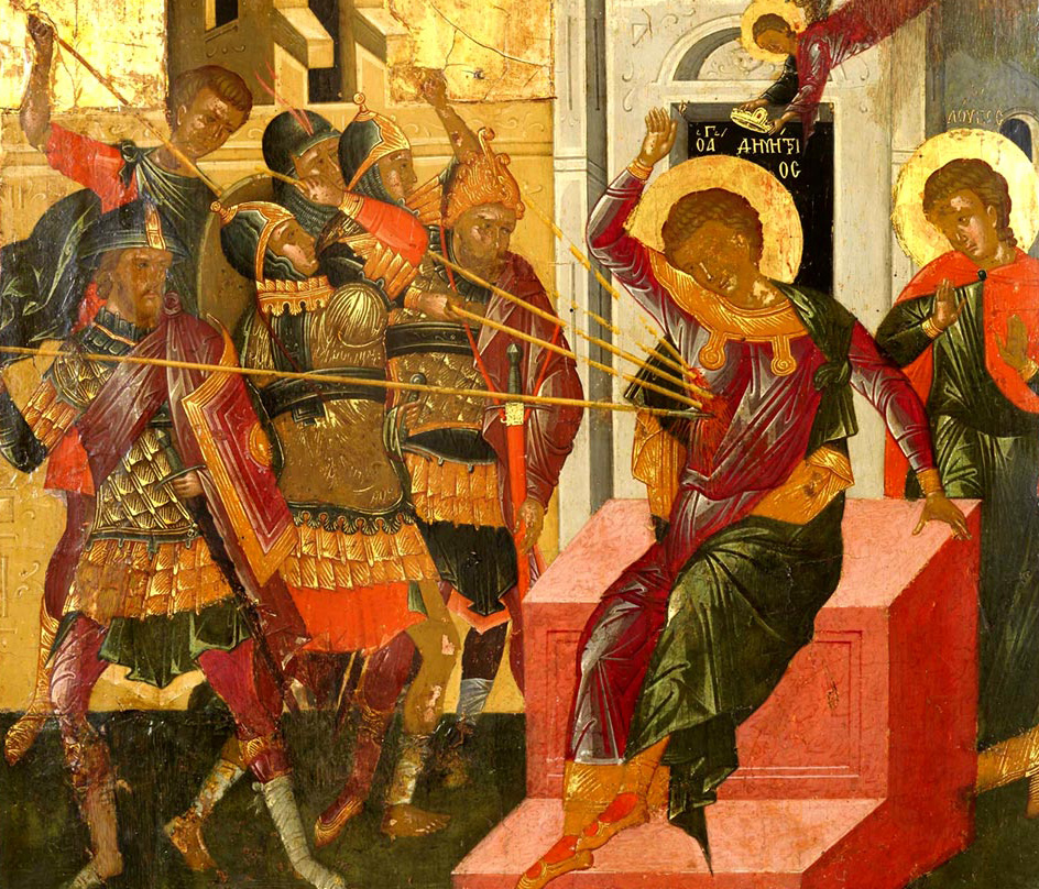 Sfantul Mucenic Dimitrie, Izvoratorul de Mir