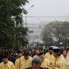 Sobor de preoti - Procesiunea Calea Sfintilor