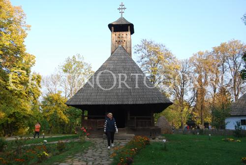 Biserica de la Muzeul Satului