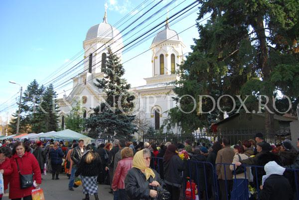 Pelerinaj la biserica Sfantul Mina - Vergu
