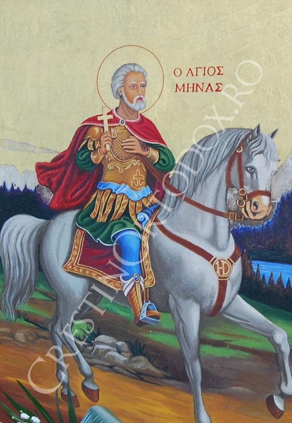 Sfantul Mina