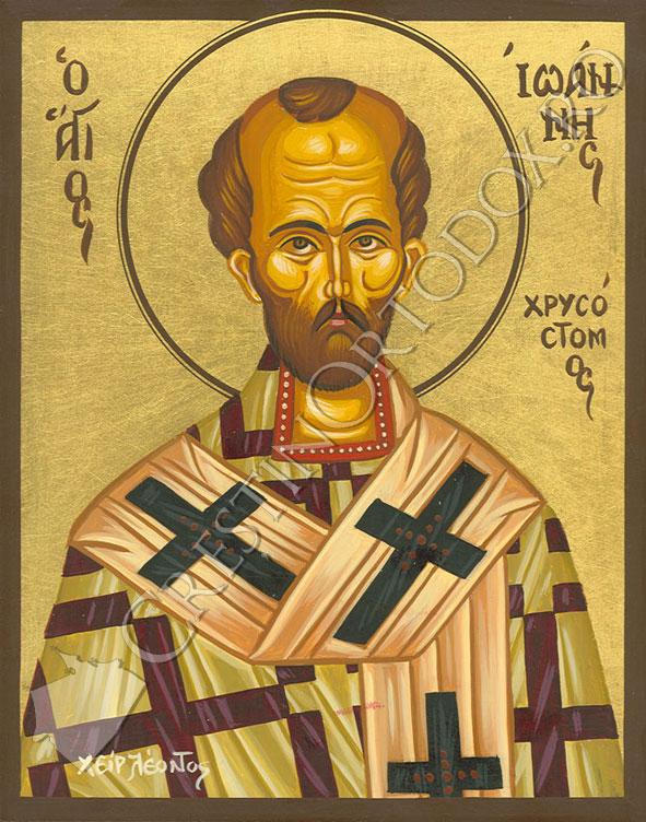 Sfantul Ioan Hrisostom