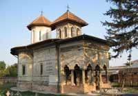 Premise valahe ale unor vechi biserici bucurestene