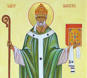 Augustin: Sfant sau Fericit?