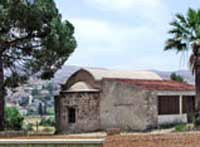 Biserica Sfantul Andronic - Polis