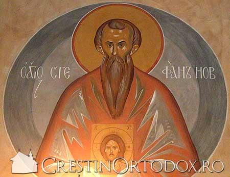 Sfantul Stefan cel Nou