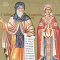 Sfantul Ioan Damaschin, Sfanta Mucenita Varvara