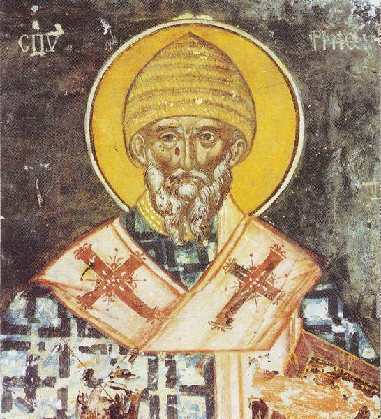 Sfantul Spiridon