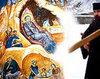 De ce umbla preotul cu icoana inaintea Craciunului?