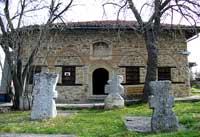 Biserica Nasterii Domnului - Arbanasi