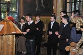 Cuvantul Intrupat - Teologia Icoanei si cantarea liturgica