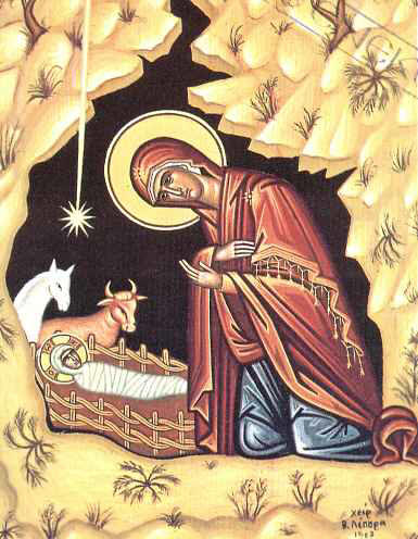Nasterea Domnului - 25 decembrie