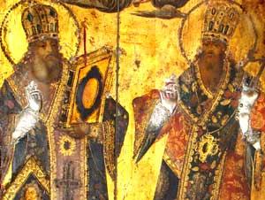 Sfintii Atanasie si Chiril, patriarhii Alexandriei