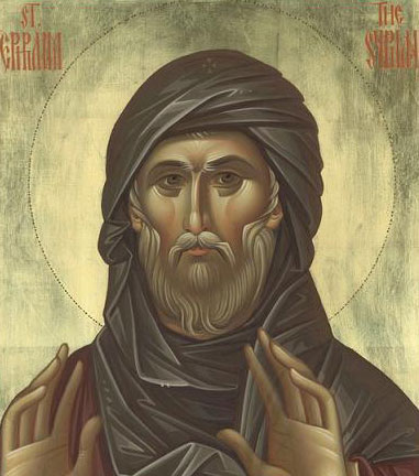 Sfantul Efrem Sirul, Paladie si Iacob (Inceputul Triodului)