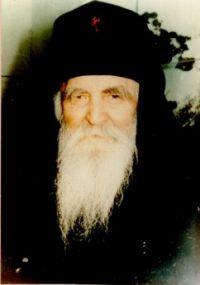 Parintele Filothei Zervakos