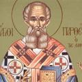 Sfantul Partenie, episcopul Lampsacului