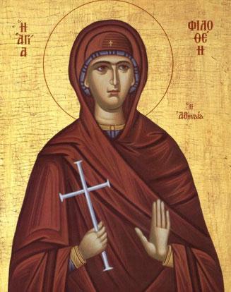 Sfintii Apostoli Arhip, Filimon si sotia sa, Apfia