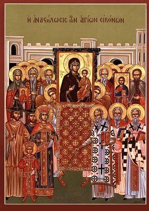 Predica la Duminica Ortodoxiei - Parintele Ilie Cleopa