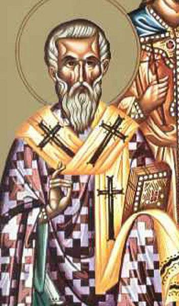 Sfantul Porfirie (Lasatul secului pentru Postul Sfintelor Pasti)