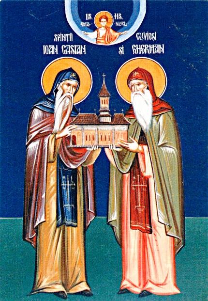 Sfintii Cuviosi Ioan Casian si Gherman