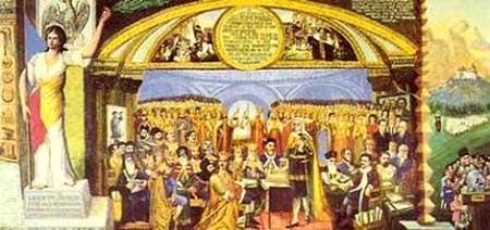 Arhimandritul Felix Dubneac - Fresca Natiunii Romane