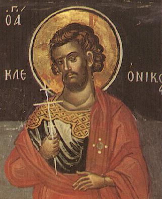 Sfantul Mucenic Cleonic