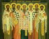 Sfintii Mucenici Episcopi din Cherson;Sfantul Mucenic Efrem, episcopul Tomisului (Lasata secului de carne)