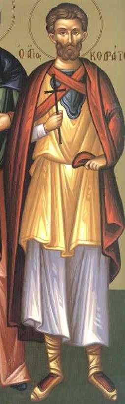Sfantul Mucenic Codrat